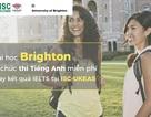 Đại học Brighton hội thảo:Cách thi kĩ năng viết IELTS đạt điểm cao