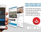 Sunshine Group tặng iPhone cho khách hàng giám sát tiến độ và chất lượng dự án.