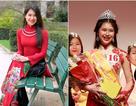 Vẻ xinh đẹp của Hoa khôi DHS Pháp một năm sau ngày đăng quang