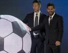 Messi vi vu tận Trung Quốc để… mở công viên