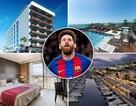 """Noi gương C.Ronaldo, Messi bạo chi hơn 750 tỉ đồng """"tậu"""" khách sạn"""