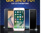 Giảm đến 60% giá Galaxy S8/S8+/J7 Prime và iPhone 7 khi mua tại MobiFone