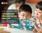 Cẩm nang học tiếng Anh tại nhà cùng con