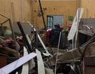 Lốc xoáy cuốn tung nóc nhà bán trú đúng giờ cơm tối của học sinh Na Rì