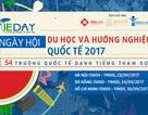 Tham dự Ngày hội Du học và Hướng nghiệp quốc tế lớn nhất 2017