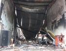 Cháy cửa hàng sơn, 1 người chết 2 người bị thương
