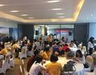 Lễ khai trương căn hộ mẫu Roman Plaza thu hút hàng trăm khách tham dự