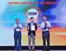 """Aptech nhận giải """"Top ICT Việt Nam 2017"""""""