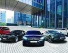 Tiết kiệm 50% phí lăn bánh khi mua xe Mercedes trong tháng 10