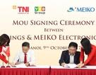 Meiko tiếp tục lựa chọn KCN Quang Minh để mở rộng nhà máy thứ 3