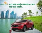 Mua An Bình City bốc thăm trúng thưởng xe Mazda CX5