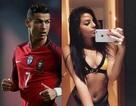 "C.Ronaldo bị tố ""cắm sừng"" bạn gái Georgina Rodriguez"