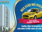 Mừng sinh nhật, chủ đầu tư tặng ôtô cho cư dân Xuân Mai Riverside