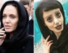 """Giật mình ngắm Angelina Jolie phiên bản """"zombie"""" ngoài đời thực"""