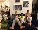 Đăng ảnh gia đình, bạn gái C.Ronaldo khoe khéo vòng một căng đầy quyến rũ