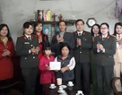 Ban Khuyến học Công an Phú Thọ trao sổ tiết kiệm, nhận đỡ đầu học sinh nghèo
