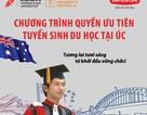 """""""Quyền Ưu tiên Tuyển sinh Du học tại Úc"""" - Giải pháp tài chính kết hợp giáo dục đẳng cấp quốc tế"""