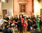 """Đêm hòa nhạc gây quỹ học bổng """"Đồng hành"""" của sinh viên Việt tại Pháp"""