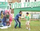 NSƯT Trần Lực dạy con 5 giá trị sống khi chơi thể thao