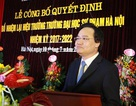 Bộ trưởng Phùng Xuân Nhạ giải bài toán chất lượng cho các trường sư phạm