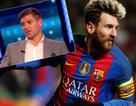Steven Gerrard gây sốc khi đặt tên con theo tên của Messi