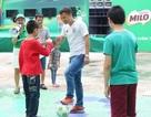 Trẻ chơi thể thao và học 5 phẩm chất có ích cùng Thành Lương