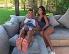 Nhờ người đẻ thuê, C.Ronaldo bị cựu Hoa hậu Mỹ lên án