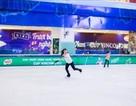 Giải trượt băng nghệ thuật cúp Vincom mùa thứ 3 thu hút nhiều thí sinh tiềm năng