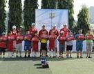 """Lotte Kids FC: Hướng tới đào tạo những """"đôi giày vàng"""" bóng đá Việt Nam"""