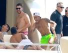 """Neymar quẩy tưng bừng sau khi trở thành """"ông hoàng"""" của PSG"""