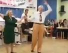 Cặp đôi nổi tiếng vì 60 năm luôn cùng nhau khiêu vũ