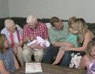 Gặp gỡ gia đình có 3 thế hệ trùng sinh nhật