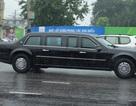 """2 siêu xe """"Quái thú"""" của Tổng thống Trump lăn bánh trên đường phố Đà Nẵng"""
