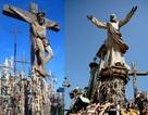 Kì lạ ngọn đồi với hơn 200.000 cây thập giá