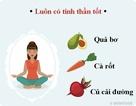 18 thực phẩm cơ thể cảm ơn khi bạn ăn