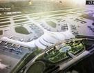 """Cuộc """"so găng"""" giữa các phương án kiến trúc cho sân bay Long Thành"""