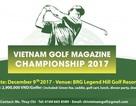 Giải đấu cuối của VGM Championship 2017 được tổ chức vào tháng 12