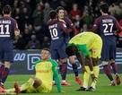 Neymar gây thất vọng, PSG vẫn hủy diệt đội bóng của Ranieri