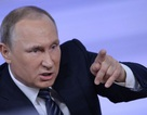 Tổng thống Putin bất ngờ sa thải 16 tướng lĩnh