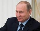 Tổng thống Nga Putin đọc thơ chúc mừng phụ nữ nhân ngày 8/3