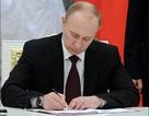 """Ông Putin """"duyệt"""" cho quân đội Nga hoạt động tại Syria trong nửa thế kỷ"""