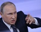 Tổng thống Putin thề đáp trả lệnh trừng phạt của Mỹ