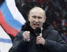 """Tổng thống Putin lệnh tiêu diệt nghi can khủng bố """"ngay tại chỗ"""""""