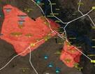 Quân Syria bao vây giải phóng sân bay Deir Ezzor