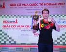 Quang Liêm vô địch giải cờ vua quốc tế HDBank lần thứ 7 năm 2017