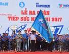 """Hơn 85.000 tình nguyện viên tham gia chương trình """"Tiếp sức mùa thi"""" năm 2017"""