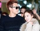 """Kim Tae Hee được """"ông xã"""" đưa đi nghỉ trước khi sinh con"""