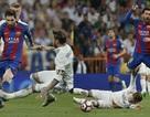 Sergio Ramos bị treo giò 1 trận sau pha vào bóng thô bạo với Messi