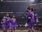 Real Madrid lập kỷ lục vĩ đại ở Champions League