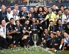 Mourinho ngán ngẩm, Real Madrid từng bừng nâng Siêu Cup châu Âu